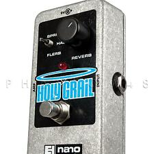 Electro-Harmonix Holy Grail Nano Reverb EHX Guitar Effects Pedal - NEW
