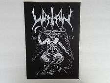 WATAIN BLACK METAL BACK PATCH