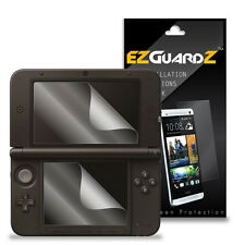 2X EZguardz LCD Screen Protector Skin Shield HD 2X For Nintendo 3DS XL (2015)
