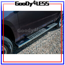 "14-16 Silverado Sierra Double Cab 6"" Nerf Bars Side Step OE Style Running Boards"
