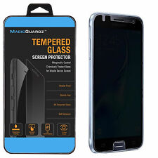 Premium Privacy Tempered Glass Screen Protector for Samsung Galaxy J3 (2016)