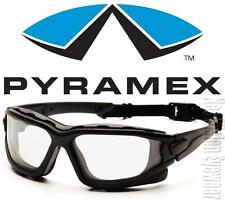 Pyramex I Force SLIM Clear Dual Anti Fog Lenses Safety Glasses Goggles Z87+