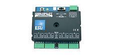 Esu 51820 SwitchPilot V2.0 Multiprotokoll Schalt- und Weichendecoder Neu Ovp