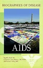 AIDS (Biographies of Disease), , Good Condition, Book
