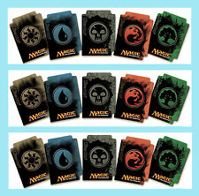 15 Ultra Pro MANA 4 Symbol DECK DIVIDERS NEW Magic the Gathering 1 Pack MTG card