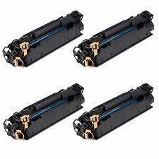 4pk CB435A Toner Cartridge Fits HP LaserJet P1005 P1006  $$$