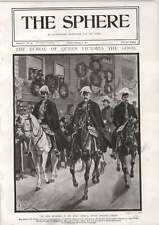 1900 Chief Mourners Funeral March Through London
