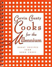 Garvin County COOKS for the MILLENNIUM Great Recipes Cookbook OKLAHOMA