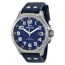 NEW TW Steel Pilot Men's Quartz Watch - TW400