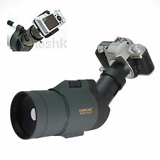 25-75x 5500mm Telescope for Pentax K-mount K3-II K-S2 K-S1 K3 K50 K500 Cameras