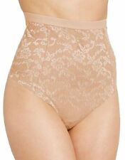 BNWT TRIUMPH LIGHT SENSATION LACE HIGHWAIST STRING NUDE  SIZE SMALL