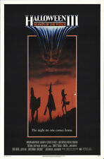 Halloween III: Season of the Witch 1982 Original Movie Poster Horror Sci-Fi