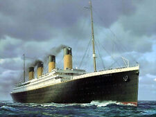 The Titanic Photo Gallery 100 Years Later 15+ Books 100's of Pictures on dvd CD