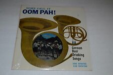 Some Call It Oompah!~German Beer Drinking Songs~Somerset SF-28100~FAST SHIPPING