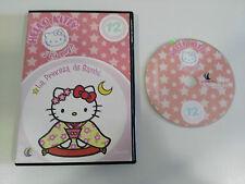 HELLO KITTY Y SUS AMIGOS - LA PRINCESA DE BAMBU VOL. 12 DVD SELECTA VISION