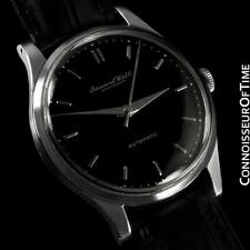 1960 IWC Vintage Mens Watch, Cal. 853 Automatic - Stainless Steel