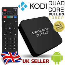 Quad Core MXQ Android TV Box KODI(XBMC) Network HD Media Player Streamer NEW