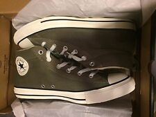 Men's Converse green (olive) Size 10 Msrp $60