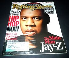 JAY Z~ROLLING STONE MAGAZINE~Dec 15, 2005~Issue 989~Good Condition