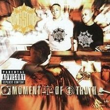 "GANG STARR ""MOMENT OF TRUTH"" CD 20 TRACKS NEU"
