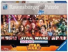 PUZZLE RAVENSBURGER 1000 Piezas Pieces Pezzi  LAS LEYENDAS DE STAR WARS 15067