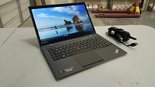 ThinkPad X1 Carbon, i5, 8GB, 180GB, WQHD Screen (2560 x 1440) TOUCH MSOffice2007