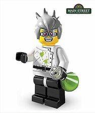 LEGO Minifigures Series 4 8804 Crazy Scientist NEW - Free Shipping