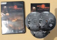 Jeu PC KNIGHT OF THE TEMPLE Infernal Crusade