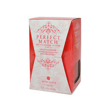 """Lechat Perfect Match Gel + Nail Polish Lush Red Collection """"Choose 1 Color"""""""