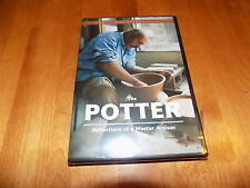 THE POTTER God's Creation Pottery Bible Biblical Study Day of Discovery DVD NEW
