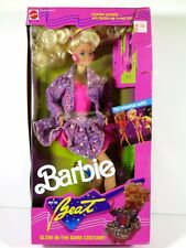 NIB BARBIE DOLL 1989 AND THE BEAT