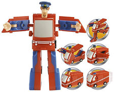 Postman Pat Figure Convertible Van Transformer Toy ** GREAT GIFT **