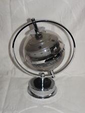 Sputnik Wetterstation Chrom Barometer - Hygrometer - Thermometer - 70er Jahre