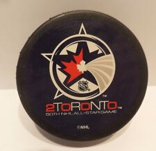 2000 Toronto NHL All Star Game Hockey Puck - BRAND NEW! Air Canada Centre