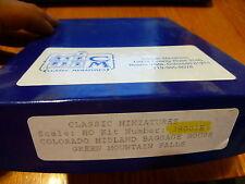 Classic Miniatures HO #39001E Col. Mid. Bag. House: Green Mountian Falls (kit)