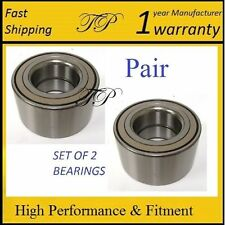 SAAB 9-3 2002-2003 SATURN L200 2001-2003 Front Wheel Hub Bearing PAIR