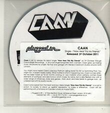 (CH785) Caan, Now Hear This My Friends - 2011 DJ CD