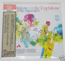 DIANA ROSS & THE SUPREMES / Join The Temptaions JAPAN SHM-CD Mini LP w/OBI