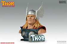 SIDESHOW Collectibles THOR LEGENDARY Scale Bust EXCLUSIVE Avengers Statue Figure