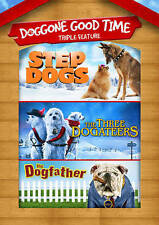 Doggone Good Time Triple Feature: Step Dogs/The Three Dogateers/The Dogfather...