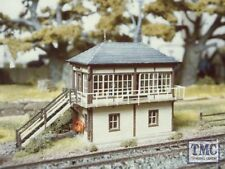 236 Ratio Midland Signal Box (no interior) N Gauge Plastic Kit