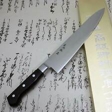 Japanese Sushi Chef Kitchen Knife Shimomura Tsunouma 9000 Stainless Gyuto 240mm