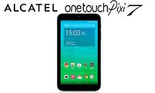 "Alcatel OneTouch PIXI 8GB  7"" Wi-Fi+4G T-Mobile Black Excellent Cond Tablet"