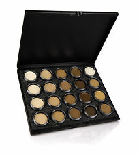 20 Color Palette Celebre HD Makeup Pro Mehron cream foundation cosmetology MUA