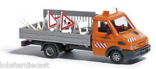 IVECO DAILY-travaux routiers - 1/87 scale plastic model Busch