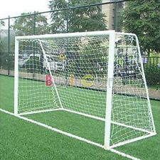 10x6.5ft Football Soccer Goal Post Net Sports Match Training Children Games