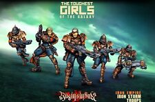 Raging Heroes IE Iron Storm Troops Set