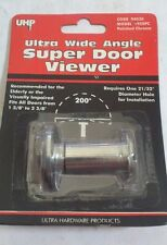 200 Degree ULTRA WIDE ANGLE DOOR VIEWER 1950PC