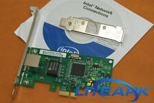 INTEL 82573L Ethernet Controller Gigabit Desktop PCIe Network Adapter Card