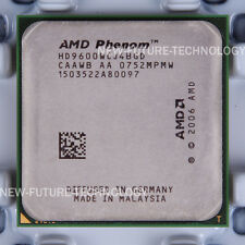 AMD Phenom x4 9600 hd9600wcj4bgd Socket am2+ 1800mhz 2.3ghz 2mb CPU Processori